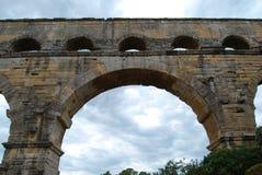 Pont du Gard Royalty Free Stock Image