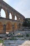 Pont du Gard Royalty-vrije Stock Afbeelding