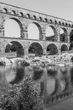 Pont du Gard - France Stock Images