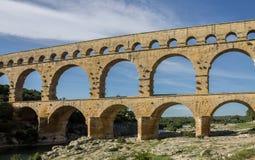 Pont du Gard Provence Royalty Free Stock Image