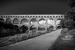 Pont du Gard in Provence, France Royalty Free Stock Image