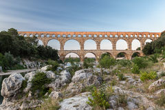 Pont du Gard Provence Stock Photography