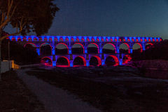 Pont du Gard Provence Stock Images