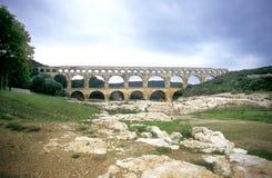 Pont du le Gard Photos stock