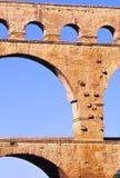Pont du le Gard Photo stock