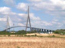 Pont du Normandie Стоковые Изображения RF