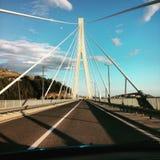 Pont Dubrovnik Images libres de droits