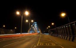 Pont en Apollo Images libres de droits