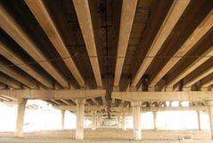 Pont en automobile Image libre de droits