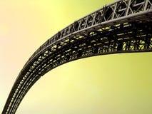 Pont en ciel Photo libre de droits