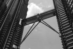 Pont en ciel Photographie stock