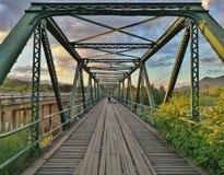 Pont en mémorial de Pai Image stock