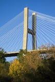 Pont en mémorial de Talmadge Photographie stock libre de droits