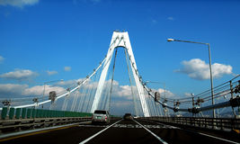 Pont en omnibus Photo libre de droits