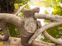 Pont en oreille Photographie stock libre de droits