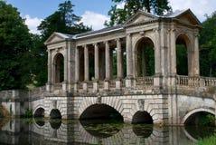 Pont en palladium Photo stock