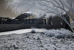 Pont en passage couvert d'héritage, Laughlin, Nevada image libre de droits