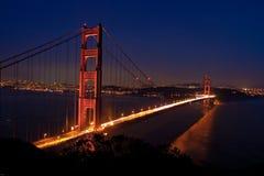 Pont en porte d'or Photo stock