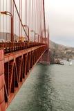 Pont en porte d'or, San Francisco photographie stock