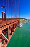 Pont en porte d'or, San Francisco Photo stock