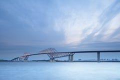 Pont en porte de Tokyo Photos libres de droits