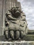 Pont en porte du lion Images stock