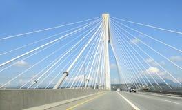 Pont gauche Vancouver de Mann photos libres de droits