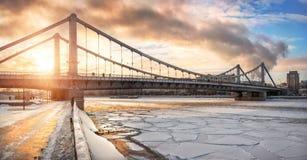 pont-hamac Images stock