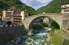 Pont Heilige Martin Stock Foto