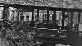 Pont historique de rivi?re de Brenta clips vidéos