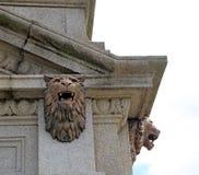 Pont historique de Rochester Photos libres de droits