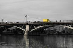Pont Isabel II Photos stock