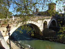 Pont Italie Photo stock