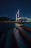 Pont Jeju d'amant Image stock