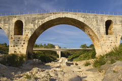 Pont Julien (Provence, France) Royalty Free Stock Image