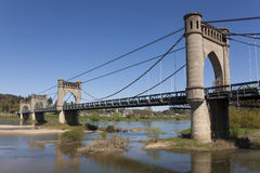 Pont of Langeais Royalty Free Stock Image