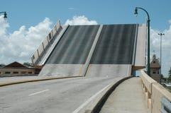 Pont-levis Photo stock