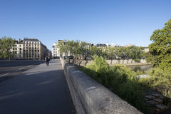 Pont Marie, Paris Royalty Free Stock Images