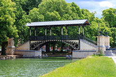 Pont Napoleon, Lille Royalty Free Stock Photography