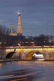 Pont Neuf в Париже Стоковая Фотография RF