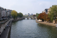 Pont Neuf Royalty Free Stock Images