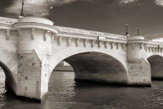 Pont Neuf. Royalty Free Stock Image