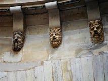 `Pont Neuf` bridge in Paris Royalty Free Stock Images