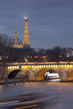 Pont Neuf i Paris Royaltyfri Fotografi