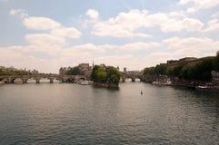 Pont Neuf, and New Bridge (fr. Pont Neuf) - the oldest surviving Royalty Free Stock Photos