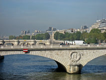 Pont Neuf in Paris Stock Images
