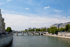 Pont Neuf Paris Stock Image