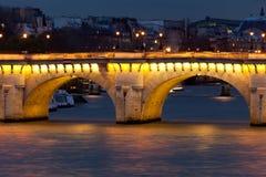 Pont Neuf in Paris Royalty Free Stock Image