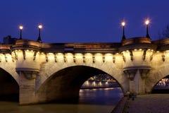 Pont Neuf, Paris Royalty Free Stock Photo