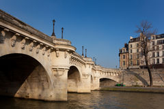 Pont Neuf, Paris Stock Photos